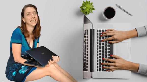 lucile bourdet webdesigneuse créatrice de site web pour les indépendantes